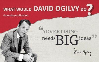 Pourquoi vous devriez vous intéresser à David Ogilvy ?